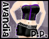 Av~Purple Latex Mini (PP