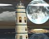stormy light house