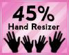 Hand Scaler 45%