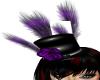 Tess Collec Purple Hat