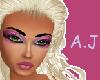 pink rainbow skin
