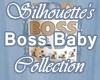 SRB Boss Baby Blanket