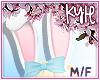 Bunny Ears Blue | M/F