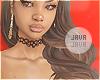 J   Flavia brunette