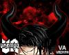 va. demon horns M