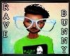 [RB] Teal Glasses M