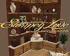 Corner Book Shelf