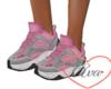 Lady Sneakers Grey/Pink