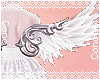 Fancy Angel Wings |White