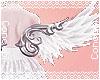Fancy Angel Wings |White