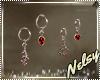 [Nel] Candela's Earring