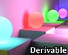 [3D] Neon Rainbow