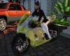Banana Custom Bike