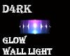 D4rk Glow Wall Light
