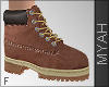 & Brown Mountain Boot