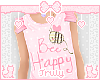 ・゚✧ Bee Happy