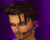 a headset karaoke mens