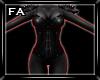 (FA)SparkleAngelFit Red