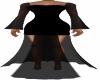 Black LP Long Dress