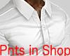 Smart Tight Shirt White