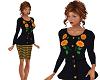 TF* Sweater & Skirt