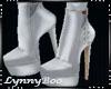 *Allure Silver Boots