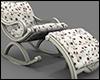 +White Rocking Chair+