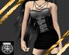 }T{ Sexy Black Dress