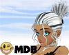 ~MDB~ BLK WHT V2 MICHAEL