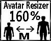 Avatar Scaler 160%