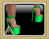 (AL)Ali Shoes Green