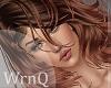 Disorder Brown Silk Hair