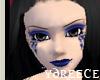 +Y Blue Goth - Vanilla
