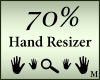 Hand Scaler 70%