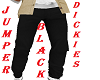 Jumper black dickies