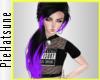 ~P; Breslin Blk-Purple