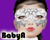 ! BA White Mask