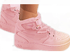 Kid Pink High Tops