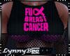 *F*ck Cancer Top