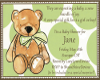 Jane Baby Shower Invite