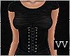 Corset Dress Black RLL