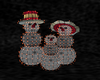 Animated SnowMan  Family
