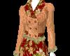 Floral Suit DRess