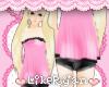 BabyDollTee~Casual Pink