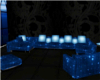 B66/BLUE COUCHS ( 3 )