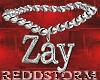 Zay Silver Bracelet