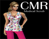 CMR/medical scrub E