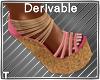 DEV - Patsy Cork Sandals