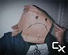 Bag Head Cutout M