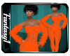Annabell Orange Outfit
